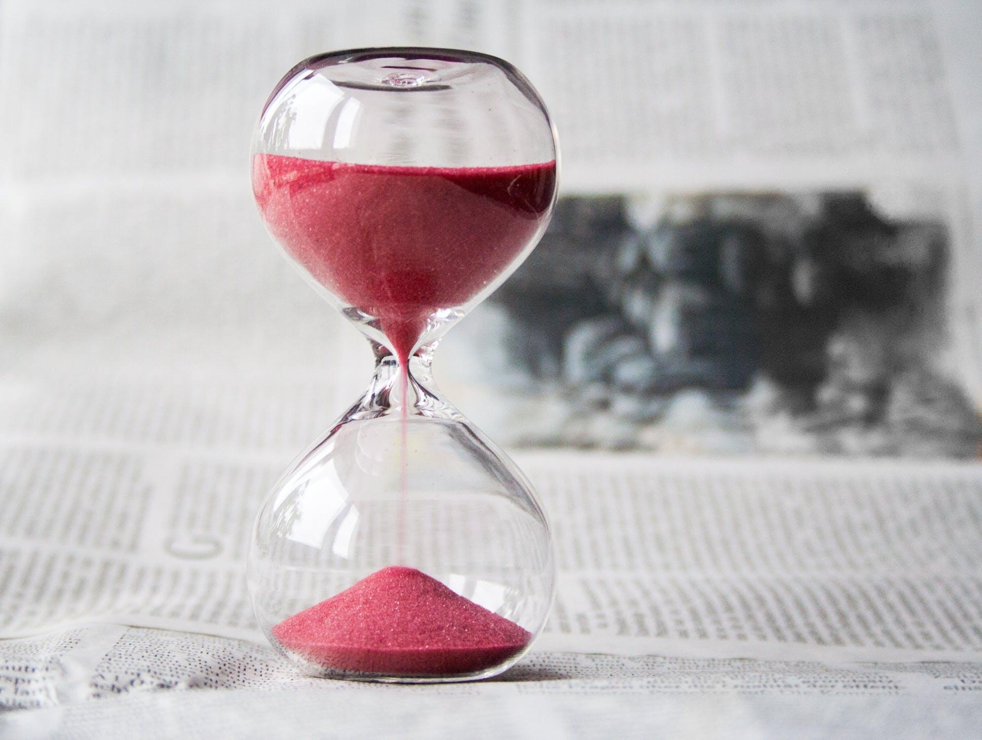 Czas ucieka i już nie wróci