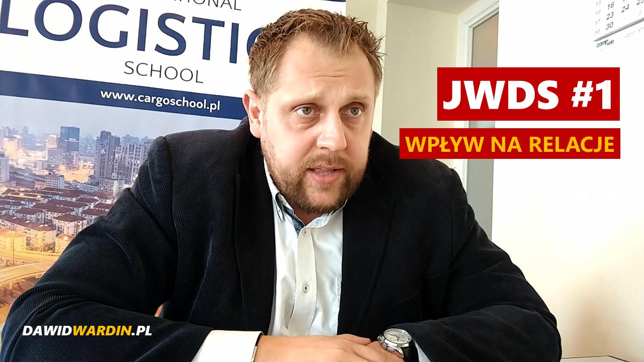 JWDS #1 – Budowanie relacji ze spedytorem – fragment webinaru